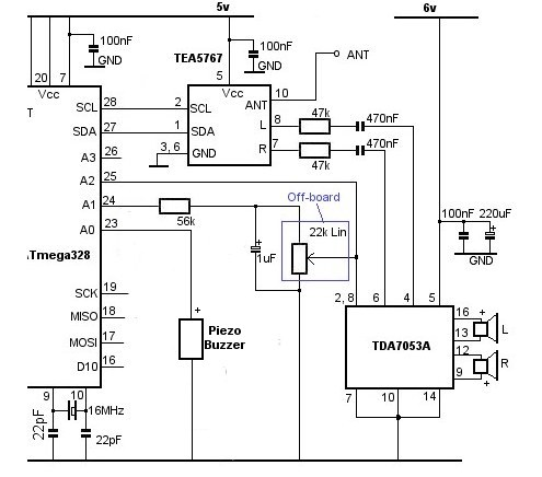 Page2 on volume control wiring diagram