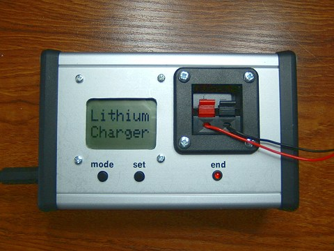 Arduino Lithium Battery Charger Board