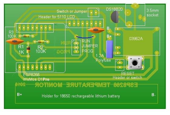Esp8266 Battery Life