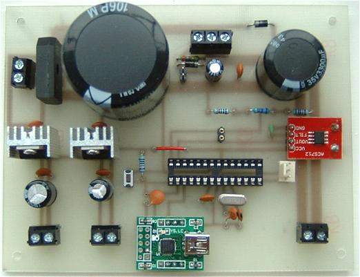 Arduino Power Supply Circuit
