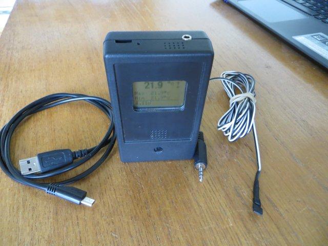Arduino - Temperature Monitor