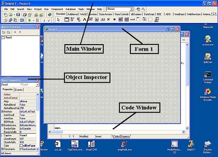 скачать бесплатно программу Delphi 7 для Windows 7 - фото 9