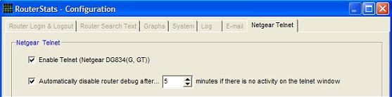 brancher netgear router dg834g