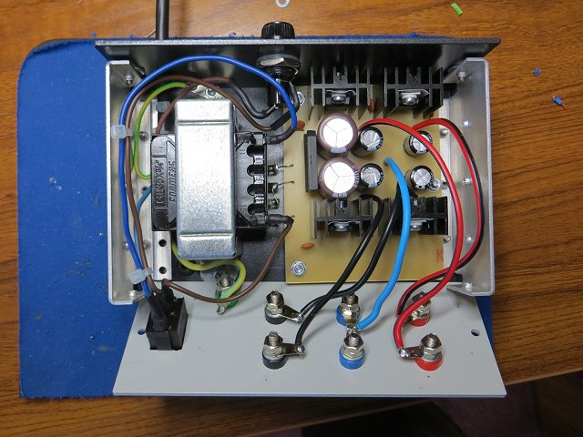 build2 dual power supply Homemade Benchtop Power Supply at gsmx.co